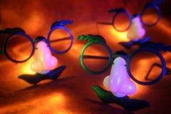 Vidros engraçados Foto de Stock