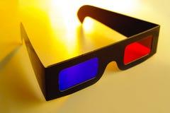 Vidros estereofónicos Fotos de Stock