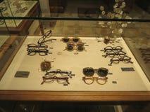 Vidros na exposição em Hamburgo Fotos de Stock Royalty Free