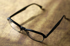 Vidros na luz solar foto de stock