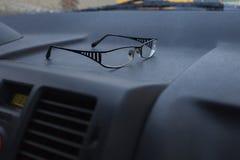 Vidros no carro Fotos de Stock