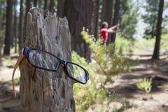 Vidros perdidos Imagem de Stock