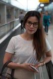 Vidros tailandeses do roupa de senhora Fotos de Stock Royalty Free