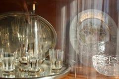 Vidros velhos Foto de Stock Royalty Free