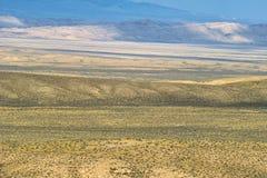 Vidsträckt förlorat land Arkivbilder