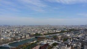 Vidsträckta städer Arkivbild