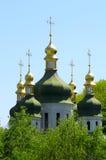 Vidubichi monastery Stock Photos