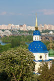 Vidubitsky monastery Stock Image