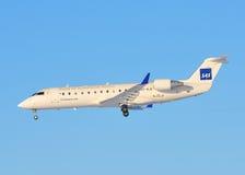 Vie aeree dello scandinavo di SRS Fotografie Stock Libere da Diritti