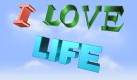 Vie amoureuse i Images stock