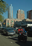 Vie andTillary New York di Brooklyn Jay Fotografie Stock Libere da Diritti