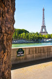 Vie Avenue de New York in Paris city Stock Photos