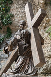 Vie crucis Stock Photo