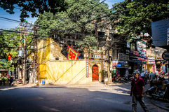 Vie dans la rue vietnamienne de Ho Chi Minh City Vietnam Photo libre de droits