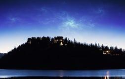 Vie de montagne Photographie stock libre de droits