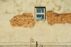 Vie derrière la barrière Photo libre de droits