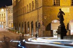 Vie di Firenze, Italia fotografia stock