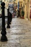 Vie di La La Valletta Fotografie Stock