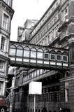 Vie di Londra Fotografie Stock