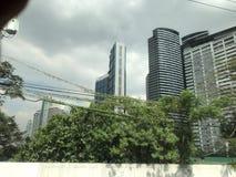 Vie di Manila Fotografia Stock Libera da Diritti