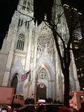 Vie di New York Fotografia Stock Libera da Diritti