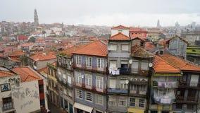 Vie di Oporto, Portogallo Fotografia Stock Libera da Diritti
