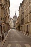 Vie di Parigi Immagine Stock