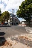Vie di Parigi Immagini Stock Libere da Diritti