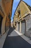 Vie di Verona Fotografie Stock