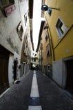 Vie di Verona Fotografia Stock Libera da Diritti