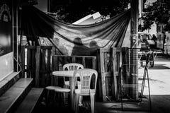 Vie e la gente della città di Yalova Immagine Stock Libera da Diritti
