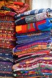 Vie Handmade Antigua delle tele fotografia stock libera da diritti