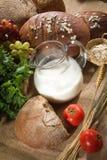 vie humaine de pain Images libres de droits
