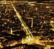 Vie nocturne Photographie stock libre de droits