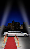 Vie nocturne VIP Image stock