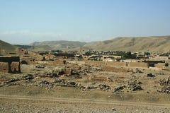 Vie quotidienne de l'Afghanistan images stock