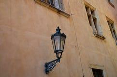 Vie romantiche di Praga Immagini Stock Libere da Diritti