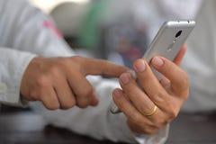 Vie sociale Photos stock