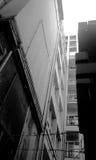 Vie urbaine de ciel de ville Photographie stock