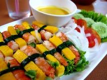 Vieatnam-Lebensmittel Stockfotografie