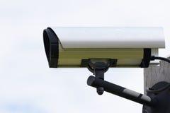 Viedeo Surveillance Cameras Stock Image