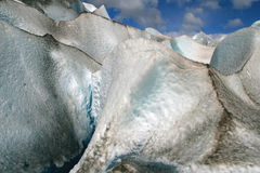 Viedma Glacier. Patagonia in Argentina Royalty Free Stock Image