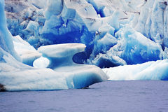 Viedma Gletscher Lizenzfreie Stockbilder