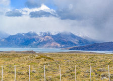 Viedma Lake Patagonia Argentina Royalty Free Stock Images