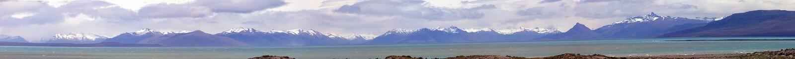 Viedma Lake, Patagonia near the border between Argentina and Chile. Viedma Lake in Patagonia near the the border between Argentina and Chile. It is a major stock photos