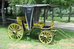 Vieh-Wagen Stockbild
