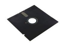 Vieil à disque souple Photographie stock