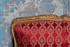 Vieil élément abandonné d'intérieur de vintage Image stock
