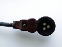 Vieil équipement audio authentique Images libres de droits