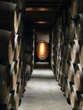 Vieil établissement vinicole photo stock